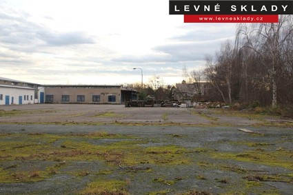 Rental hard surface in Kladruby nad Labem 1000 - 15 000 m2